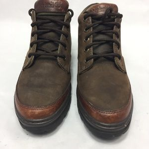 Timberlands hiking boots